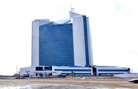 مشروع مركز الارصاد